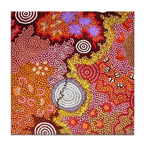 CafePress – Art Aborigène 2 – carrelage Dessous de Verre, boissons Dessous de Verre, petite Dessous de Plat