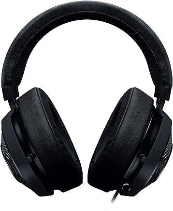 Headset Kraken 7. 1 V2, Razer, Microfones e Fones De Ouvido, Preto