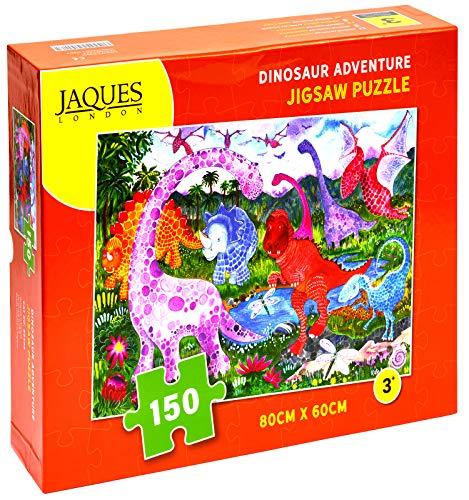 Rompecabezas Jaques London para niños - Rompecabezas de 150 Piezas para niños - Recomendado - Rompecabezas para niños de 6 años