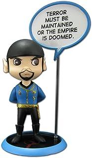 QMX Star Trek: Trekkies: San Diego Comic Con Spock Mirror Mirror Q-Pop Action Figure