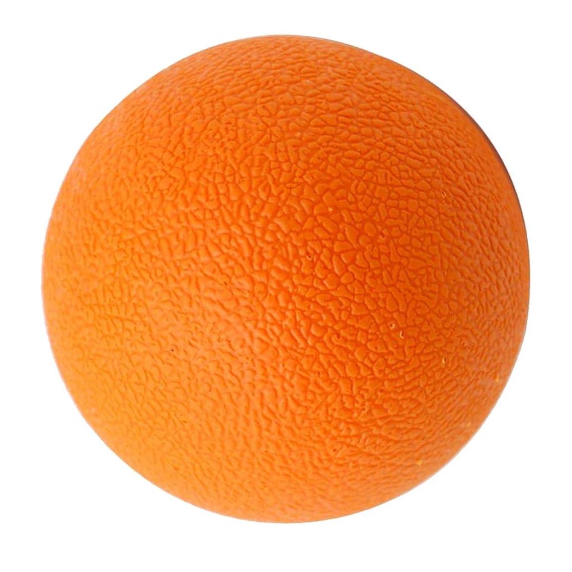静かなおばあさん前にCUTICATE ラクロスボール マッサージボール トリガーポイント 筋膜リリース 腕、首、背中 解消 オレンジ