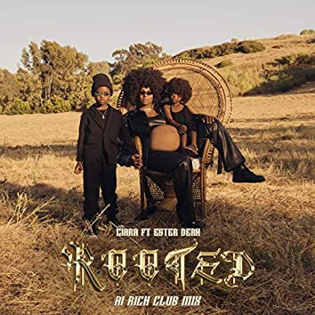 Rooted (feat. Ester Dean) [Al Rich Club Mix]