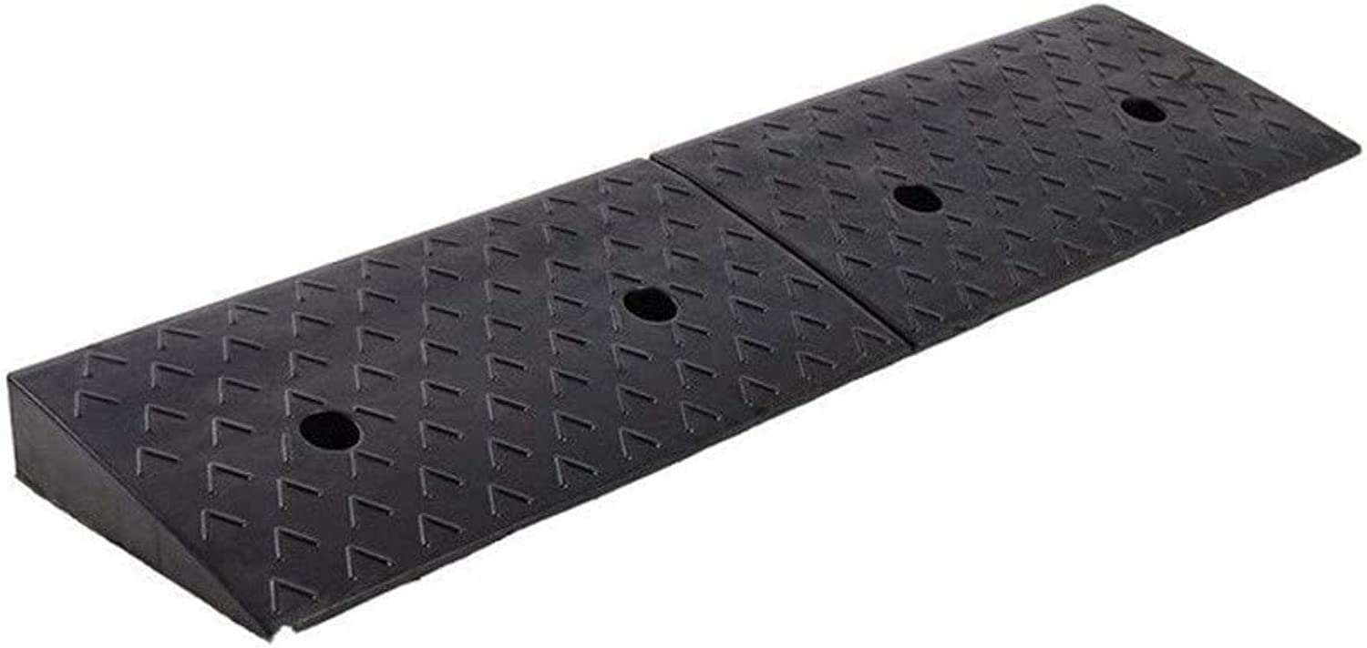Ramps Threshold Scooter Long-awaited Outdoor Car SEAL limited product Ram Uphill Mat Rubber