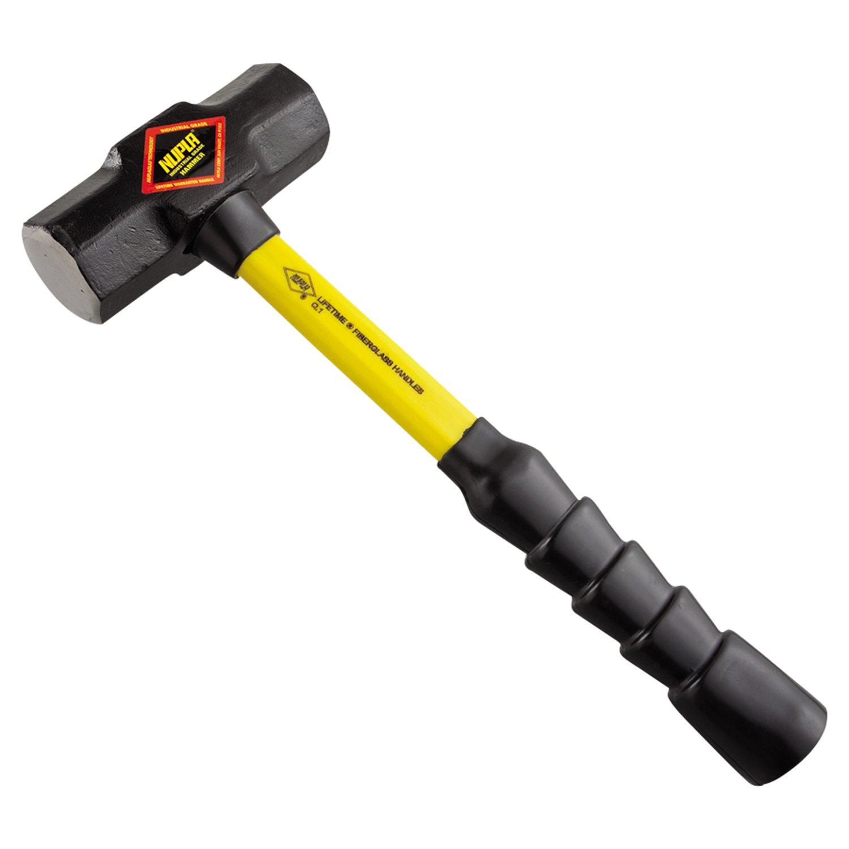 Nupla 27-045 Blacksmith's Double-Face Regular dealer Daily bargain sale Sledge Hammer Steel-Head