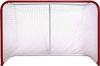roller hockey goal dimensions