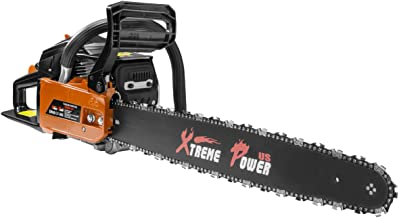"XtremepowerUS 22"" inch 2.4HP 45cc Gasoline Gas 2-Stroke Chainsaw Cutting Wood Cutter.."