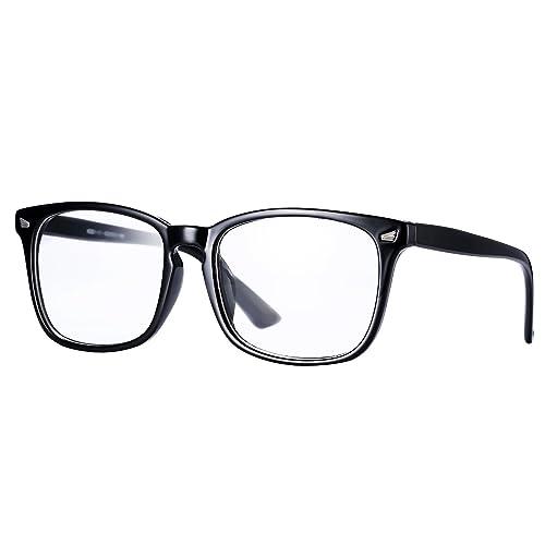 72d342c875c Pro Acme Non-prescription Glasses Frame Clear Lens Eyeglasses