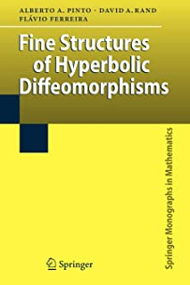 Fine Structures of Hyperbolic Diffeomorphisms
