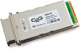 C2G/Cables to Go 39519 Cisco X2-10GB-SR Compatible 10GBase-SR MMF X2 Transceiver Module