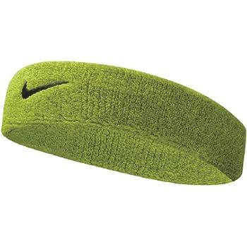 zona sugerir Práctico  Amazon.com: Cinta para el cabello swoosh de Nike, talla única: Clothing