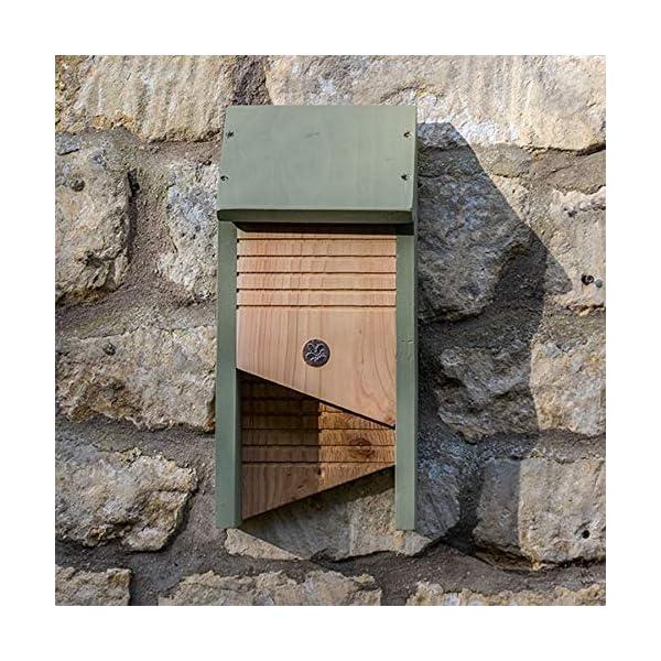 National Trust Wildlife World Stourhead Range Bat Box