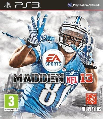 Madden NFL 13 -PEGI- UK [Import anglais]