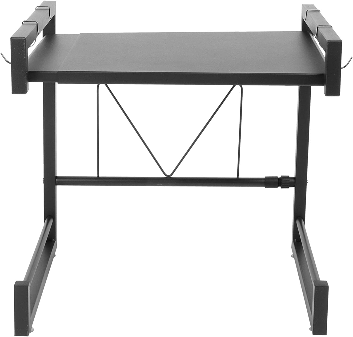 YIUS Kansas City Mall Retractable Microwave Store Rack Stand Oven Kitchen Baker's