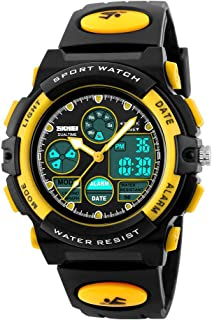 Kids Digital Watches, Multi Function Waterproof Sports Digital Wrist Watch with Alarm Stopwatch-Prefect Gift for Kids and Teens