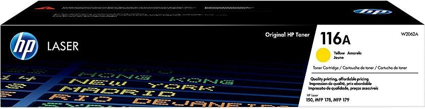 HP 116A | W2062A | Toner Cartridge | Yellow
