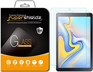 (2 Pack) Supershieldz for Samsung Galaxy Tab A 10.5 inch (SM-T590, SM-T595, SM-T597) Screen Protector, (Tempered Glass) Anti Scratch, Bubble Free