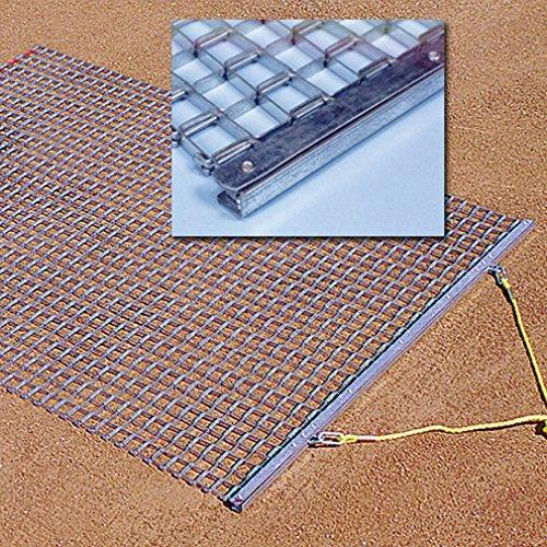 All Steel Drag Mat - 6'W x 3'L