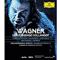 Wagner: Der Fliegende Hollander [Blu-ray] [Import]