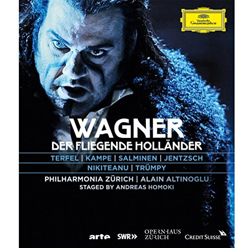 Wagner: El Holandés Errante [Blu-ray]
