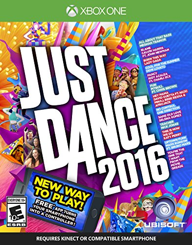 Just Dance 2016 - Xbox One(US Version, importiert)