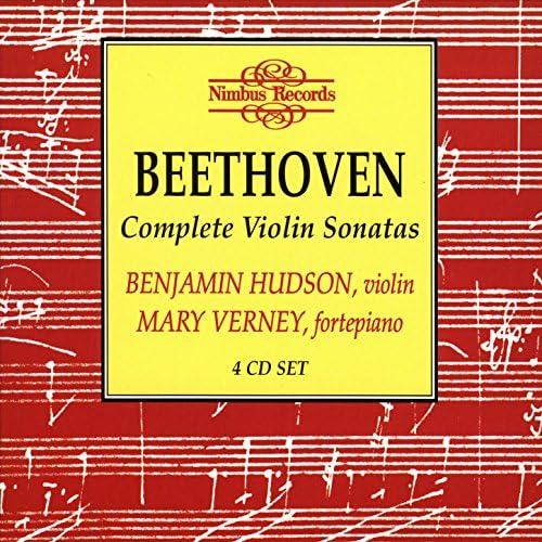 Benjamin Hudson & Mary Verney