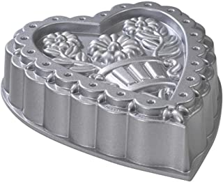 Nordic Ware Decorative Heart Pan