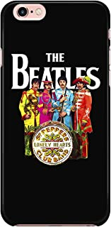 iPhone 6/6s Case, Stg'Peppers Lonely Heart Club Band Case for Apple iPhone 6/6s, The Beatles iPhone Case (iPhone 6/6s Case - Black)