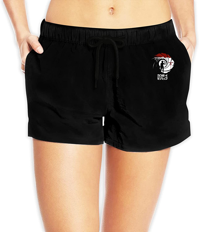 Cowboy Bebop Max 44% OFF Women Beach Shorts Sports Trunks Quick Dry Phoenix Mall Swimwear