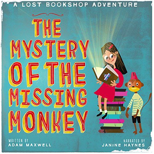 The Mystery of the Missing Monkey Titelbild