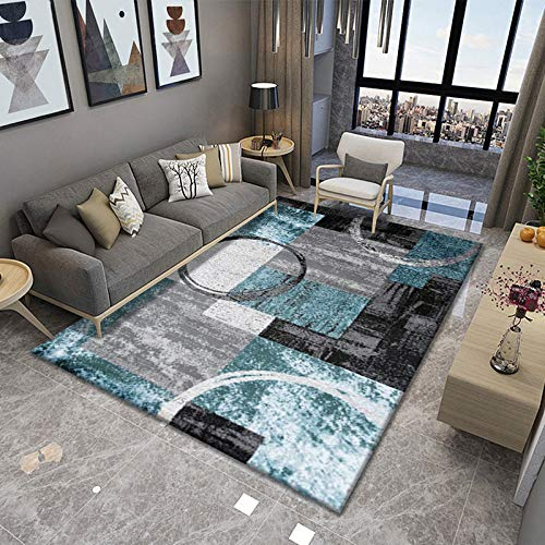 QWEASDZX Carpet Sleek Minimalist Carpet Living Room Carpet Home Living Room Carpet Children'S Room Mat 40x60cm