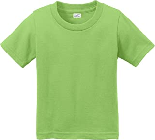 Joe's USA Infant Soft and Cozy Cotton T-Shirts in 12 Colors