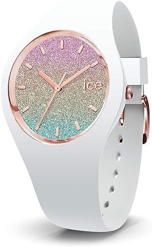 Ice-Watch - ICE lo Venice - Montre blanche pour femme avec bracelet en silicone