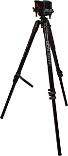 BOG DeathGrip Tripod with Durable, Lightweight, Stable Design, Bubble Level and..