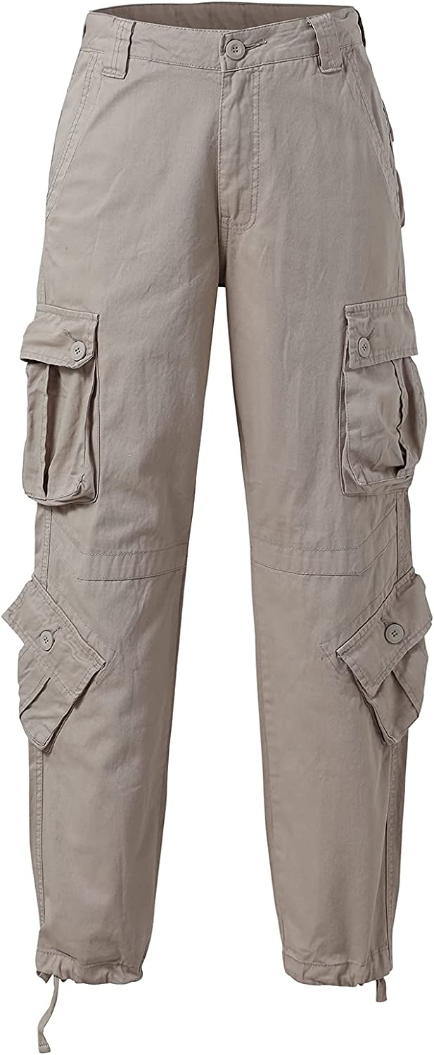 Men's Casual Military Courier shipping free shipping Overalls Outdoor Trou 8-pockets 100% quality warranty