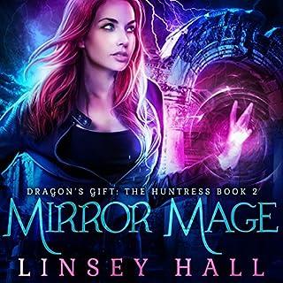 Mirror Mage audiobook cover art