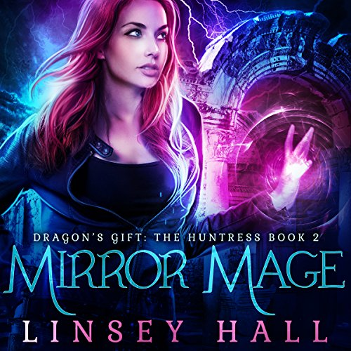 Mirror Mage audiobook cover art
