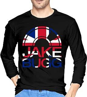 LilianR Jake Bugg Mens Long Sleeve T-Shirt Black