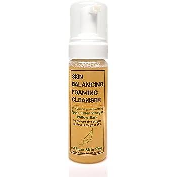 Skin Balancing Apple Cider Vinegar Foaming Face Cleanser