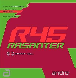 andro(アンドロ) 'ラザンターR45 タッキュウラバー (110021093-bk) 選択 1.7