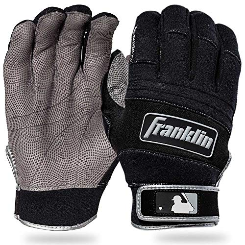 Franklin Sports MLB Cold Weather Pro Batting Gloves
