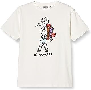 [グラミチ] Tシャツ JONAS CLAESSON BACK PACK TEE