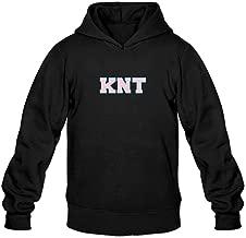 TIANRUN Men's KKT Scream Queens Logo Hoodied Sweatshirt