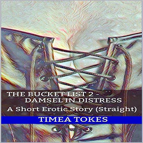 Damsel in Distress audiobook cover art