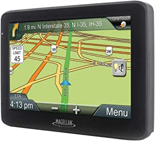 MAGELLAN RM5520GLUC RoadMate(R) 5520-LM GPS Device with Lifetime Maps Consumer Electronics