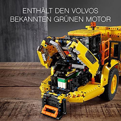 LEGO 42114 Technic Knickgelenkter Volvo-Dumper (6×6), Modellbauset - 4