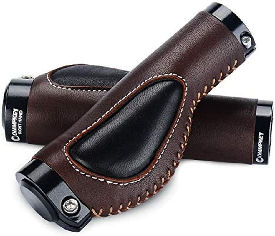Bicycle High material Limited Special Price Handlebar Grips High Leather Ergonomic Grade Bike