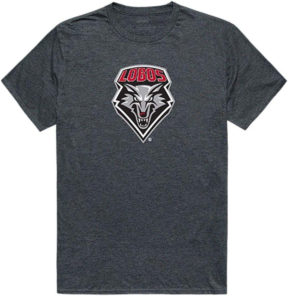 University of New Mexico Lobo Tee Cinder Louie NCAA お気に入り T-Shirt ※アウトレット品