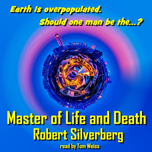 Master of Life and Death audiobook cover art