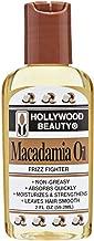 Hollywood Beauty Macadamia Oil, 2 Oz