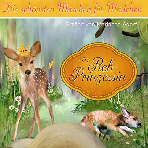 Die Reh-Prinzessin audiobook cover art